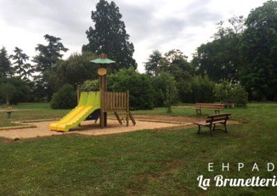 Jeu pour enfants - Ehpad de la Brunetterie