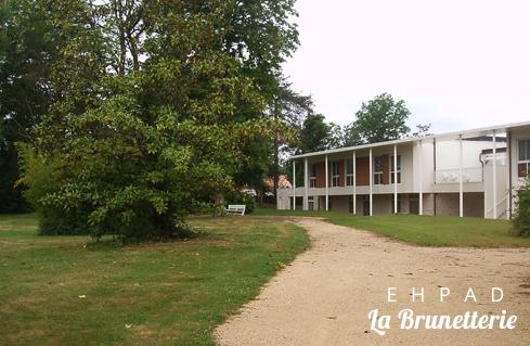 L'ehpad - La Brunetterie
