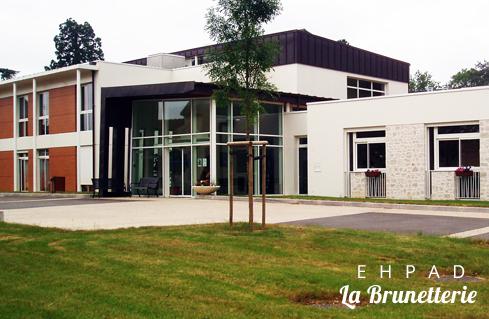 Ehpad - La Brunetterie