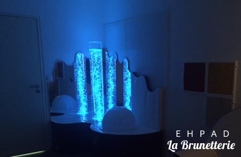 Salle relaxation - La Brunetterie