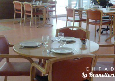 Salle à manger - La Brunetterie