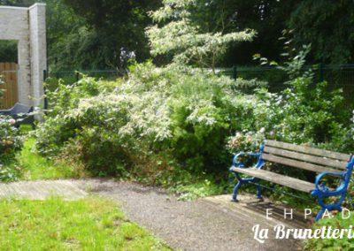 Les jardins - La Brunetterie