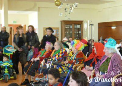 Animation Carnaval - La Brunetterie