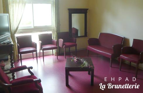 Petit salon détente - La Brunetterie